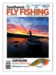 Southwest Fly Fishing Nov/Dec 2014 (Print)