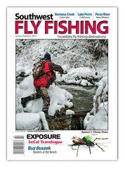 Southwest Fly Fishing Jan/Feb 2015 (Print)