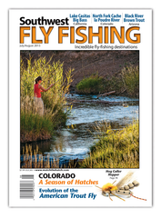 Southwest Fly Fishing July/August 2015 (Print)