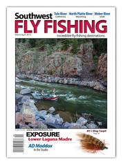 Southwest Fly Fishing March/April 2015 (Print)