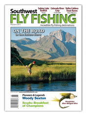 Southwest Fly Fishing May/June 2015 (Print)