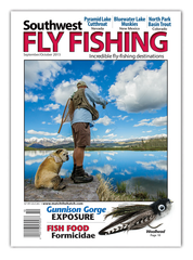 Southwest Fly Fishing September/October 2015 (Print)