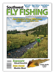 Southwest Fly Fishing Jan/Feb 2016 (Print)