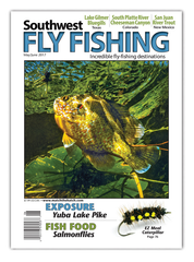 Southwest Fly Fishing May/June 2017 (Print)