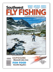 Southwest Fly Fishing March/April 2018 (Print)