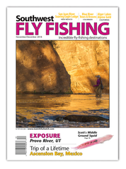 Southwest Fly Fishing Nov/Dec 2018 (Print)
