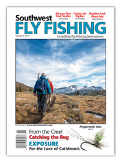 Southwest Fly Fishing May/June 2019 (Print)