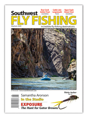 Southwest Fly Fishing May/June 2020 (Print)