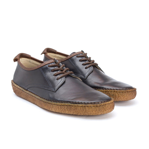 Country Shoe Navy Leather
