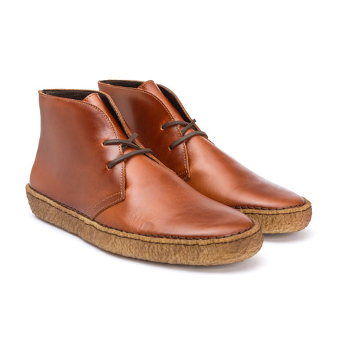 Field Boot Tan Leather