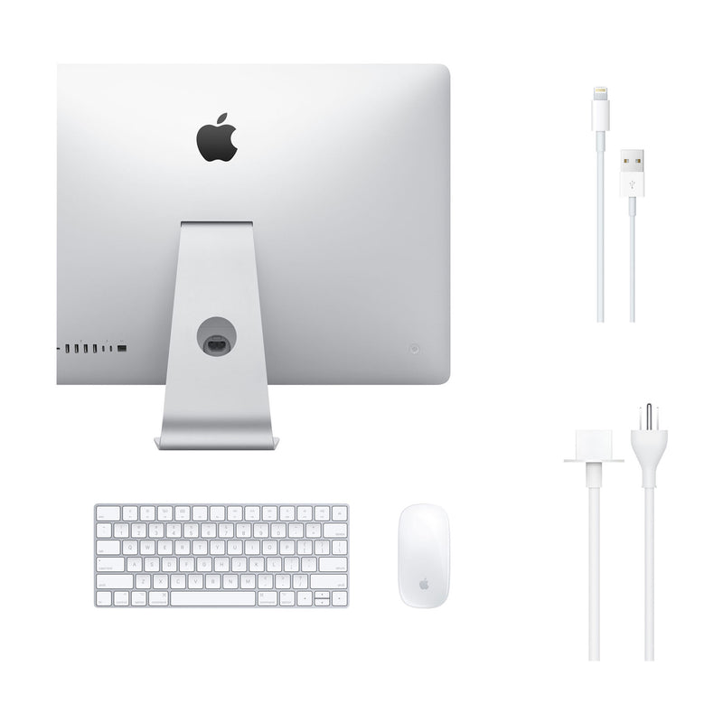 "Apple iMac 27"" (Late 2020) (MXWV2LL/A) (Intel Core i7 3.8GHz / 512GB SSD/ 8GB RAM) - English (AppleCare+ Included) - Open Box"