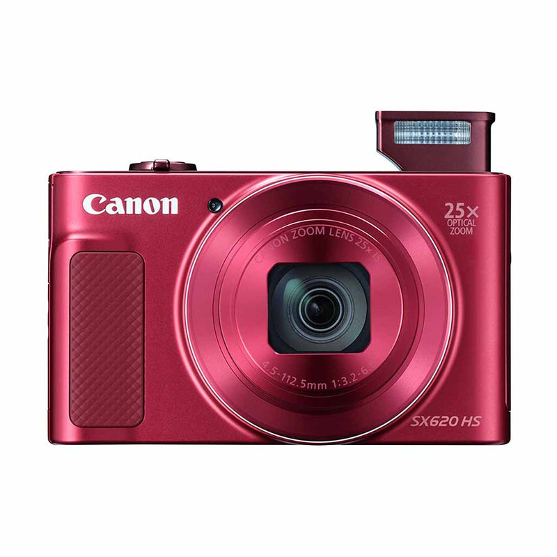 Canon PowerShot SX620 HS WiFi 20.2MP 25x Optical Zoom Digital Camera (6 Month Warranty) - Open Box