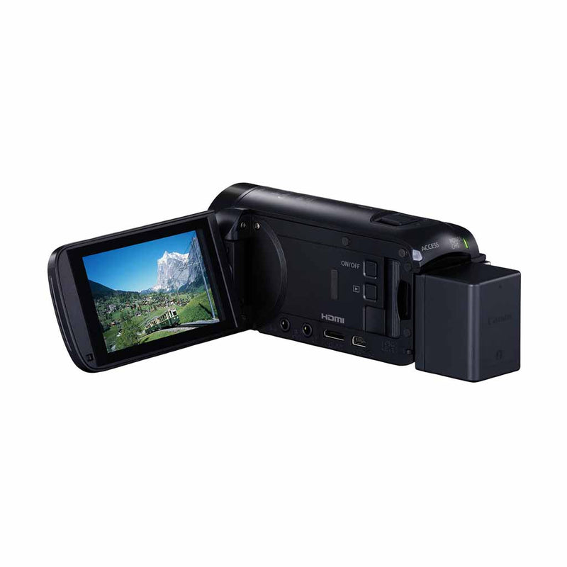 Canon VIXIA HF R800 Full HD Camcorder (6 Month Warranty) - Open Box