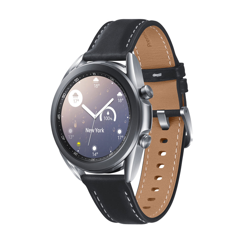 Samsung Galaxy Watch3 41mm Smartwatch with Heart Rate Monitor (1 Year Warranty) - Open Box