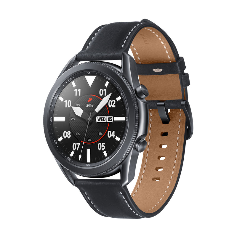 Samsung Galaxy Watch3 45mm Smartwatch with Heart Rate Monitor (1 Year Warranty) - Open Box