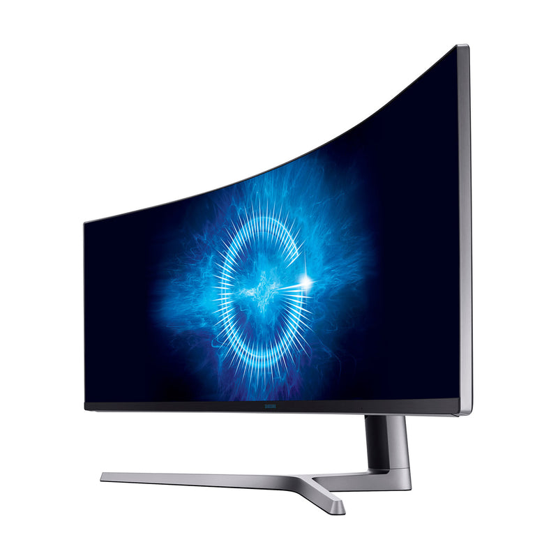 "Samsung 49"" Ultrawide 144Hz 1ms Curved LED Gaming Monitor (LC49HG90DMNXZA) (1 Year Warranty) - Open Box"