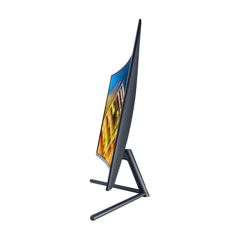 "Samsung UR59C 32"" 4K Ultra HD 60Hz 4ms GTG Curved VA LED Gaming Monitor (LU32R590CWNXZA) (1 Year Warranty) - Open Box"