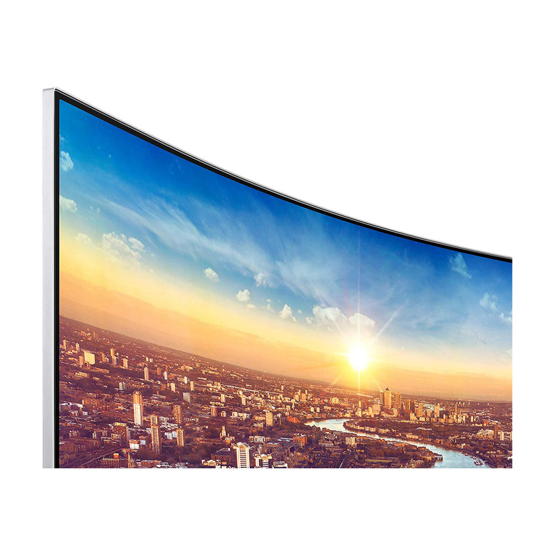 "Samsung 34"" 4K UHD 100Hz WQHD Curved Monitor (LC34J791WTNXZA) (1 Year Warranty) - Open Box"