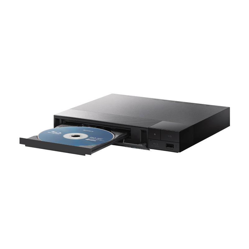 Sony Streaming Blu-ray Player with Wi-Fi (BDP-S3700) (1 Year Warranty) - Open Box