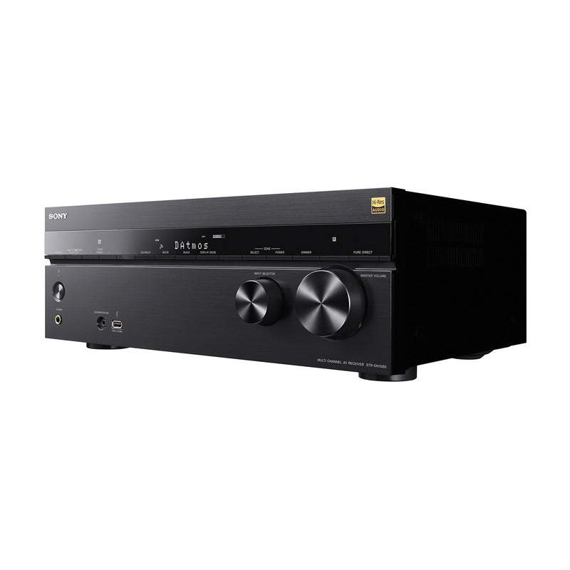 Sony STR-DN1080 7.2 Channel Dolby Atmos Wi-Fi Network AV Receiver (1 Year Warranty) - Open Box
