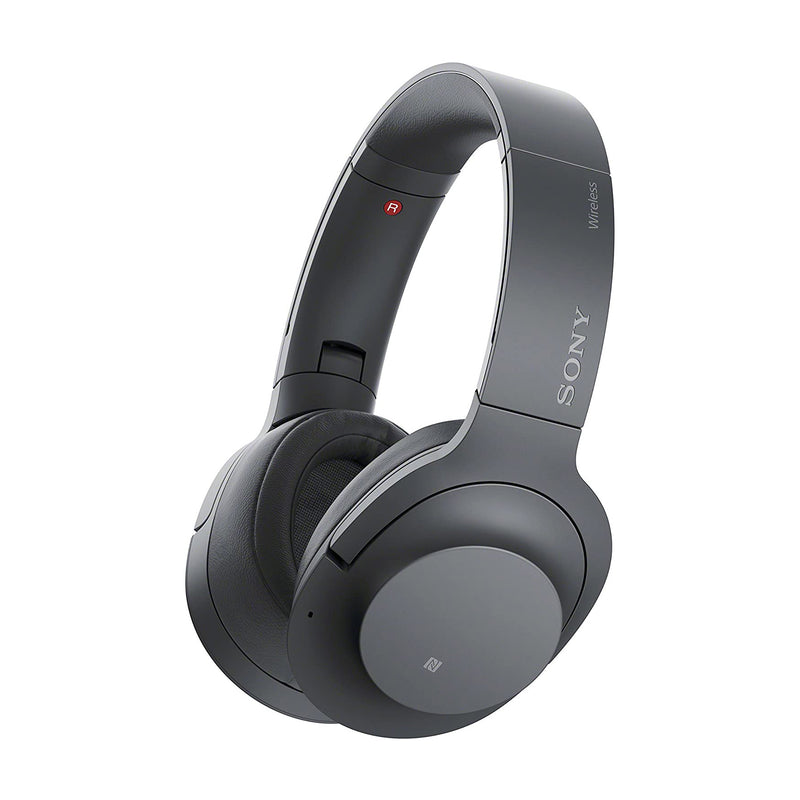 Sony WH-H900N Over-Ear Noise Cancelling Bluetooth Headphones - Black(1 Year Warranty)-Open Box