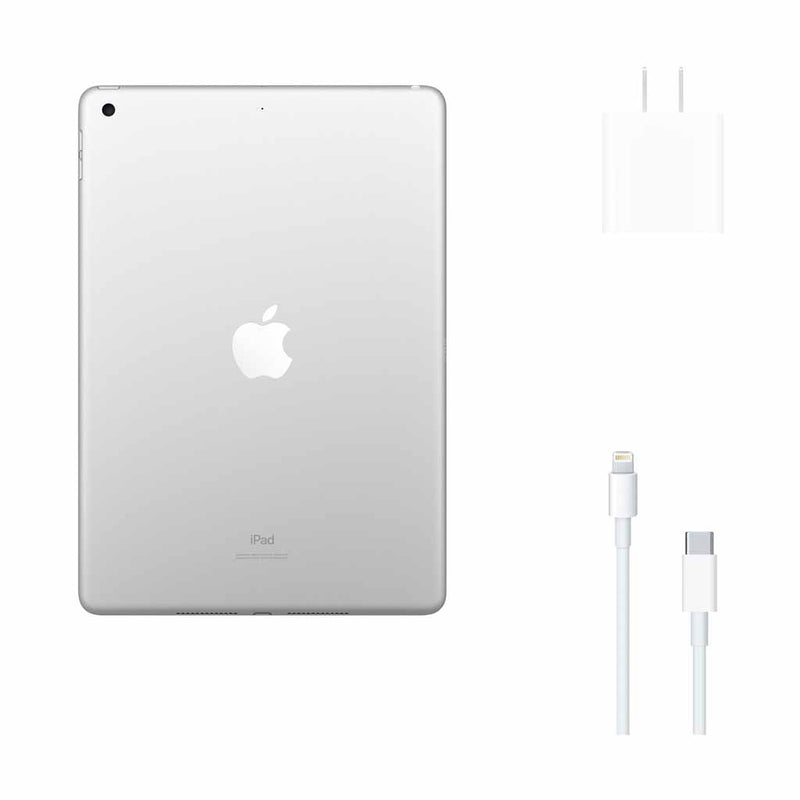 "Apple iPad (8th Generation) 10.2"" with Wi-Fi  (1 Year Warranty) - Open Box"