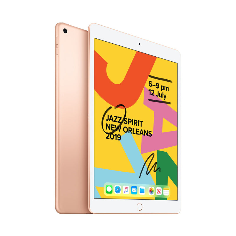 "Apple iPad 2019 (7th Generation) 10.2"" with WiFi (1 Year Warranty) - Open Box"