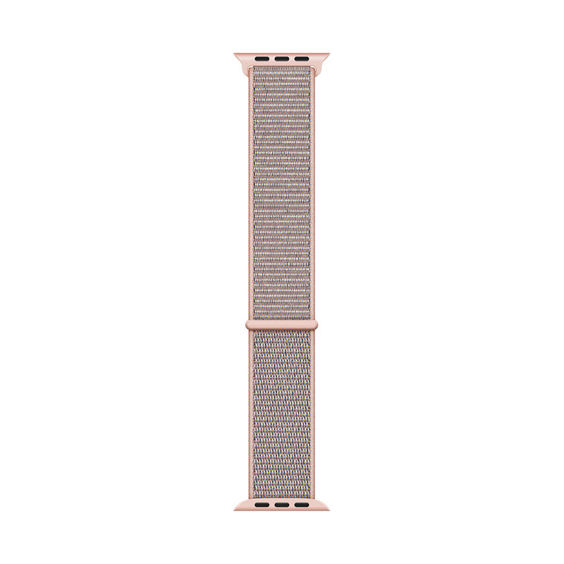 Apple Watch Sport Loop Strap in Pink Sand (38mm/40mm)