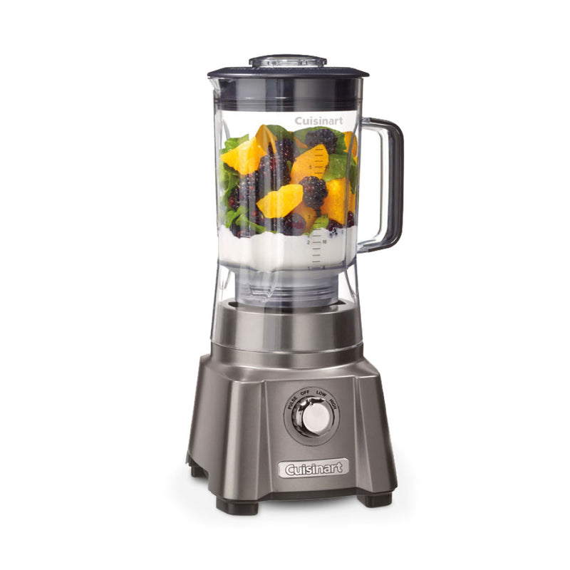 Cuisinart CBT-600IHR Velocity High-Performance 600-Watt Blender (Manufacturer Refurbished / 6 Month Warranty)