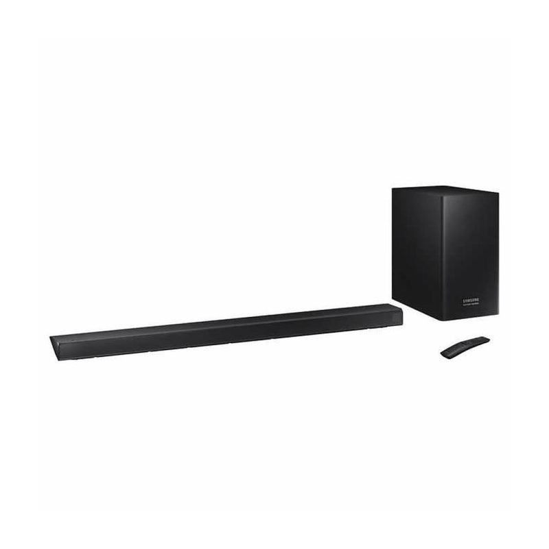 "Samsung HW-Q6CR 5.1 Channel 360W 43.3"" Harman/Kardon Soundbar with Wireless Subwoofer (1 Year Warranty) - Open Box"