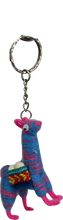 Load image into Gallery viewer, Woven Alpaca Keychains