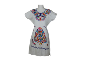 Las Flores Fiesta Dress