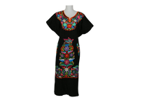 Load image into Gallery viewer, Las Flores Fiesta Dress