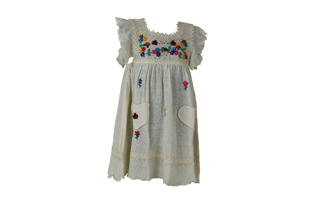 Kids Jardinera Dress
