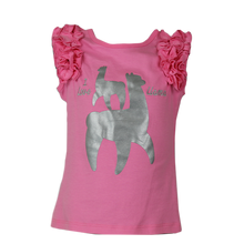 Load image into Gallery viewer, Baby Ruffle Tee
