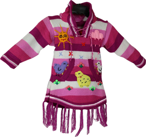 Kids Pullover Knitted Sweater