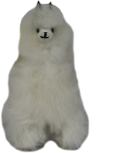 "Load image into Gallery viewer, 9.5"" 100% Alpaca Fur Toy"