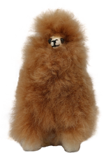 Load image into Gallery viewer, 100% Alpaca Fur Stuffed Toy
