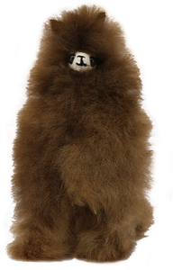 100% Suri Alpaca Fur Toy