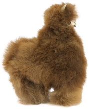 "Load image into Gallery viewer, 9.5"" 100% Suri Alpaca Fur Toy"