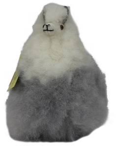100% Cusco Alpaca Stuffed Toy