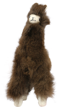 "Load image into Gallery viewer, 12"" 100% Alpaca Fur Stuffed Toy"