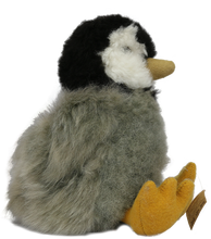 Load image into Gallery viewer, 100% Alpaca Fur Sitting Penguin