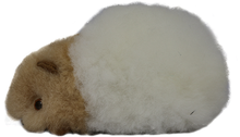 Load image into Gallery viewer, 100% Alpaca Fur Extra-Large Guinea Pig