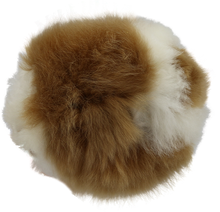 Load image into Gallery viewer, 100% Alpaca Fur Stuffed Football