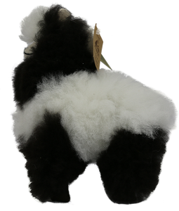 "8.5"" Kuzco 100% Alpaca Fur Toy"