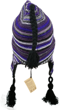 Load image into Gallery viewer, Chullo Tassel Alpaca Hat