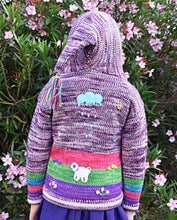 Load image into Gallery viewer, Kids Alpaca Sweater