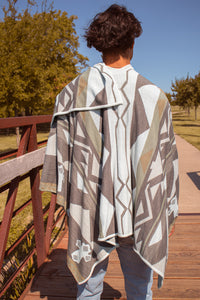 Canyon Alpaca Cape