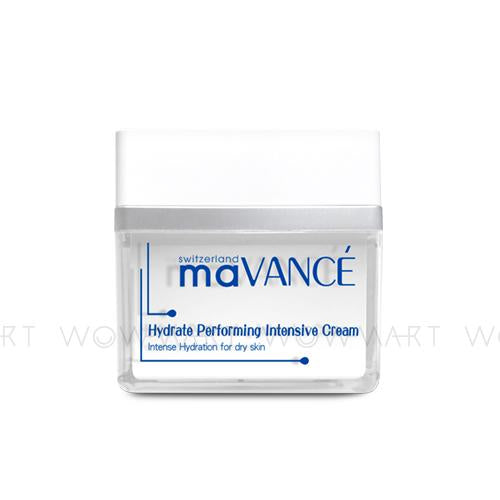 maVANCÉ - Hydrate Performing Intensive Cream 水感提升乳霜 (50ml)